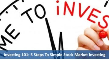 Investing 101: Investing in the Stock Market in 5 Steps