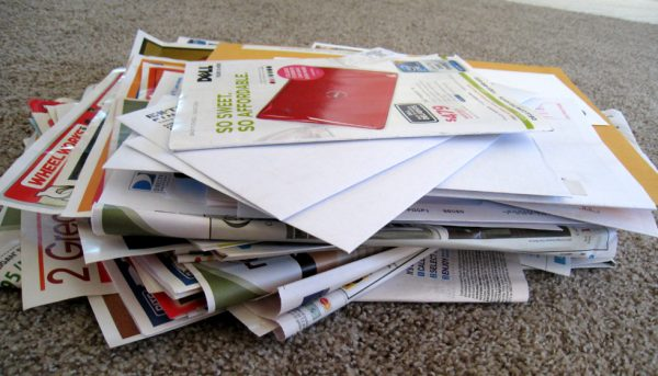 Wondering where to start couponing? Check your mail.