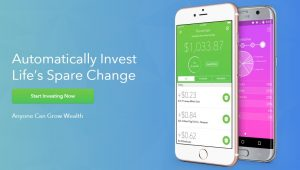 Acorn is one of many micro investing sites