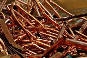 copper stocks performed poorly this year