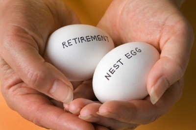 retirement nest egg