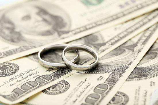 newlyweds and money