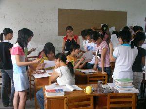teach kids classrom