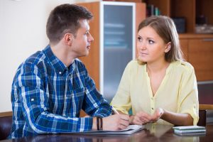 Your Spouse: Getting on the same financial page