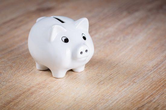 piggy-bank savings