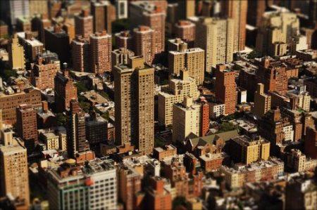 skyscraper apartment