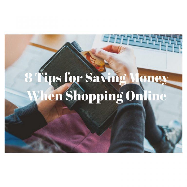 8 Tips for Saving Money When Shopping Online