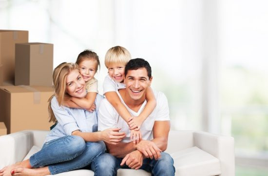 how to start a family while saving for a new home
