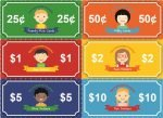 Teaching Children About Money: Free Printable Chore Charts