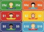 Teaching Children About Money: Chore Chart & Printables