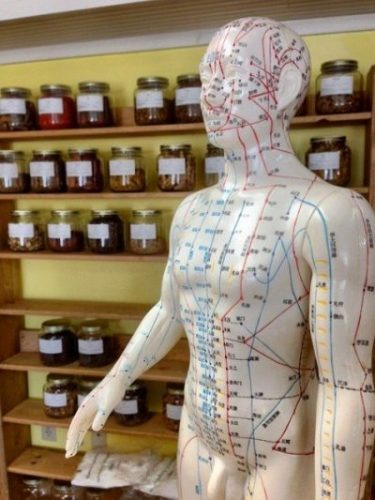 acupuncture eastern medicine and health care