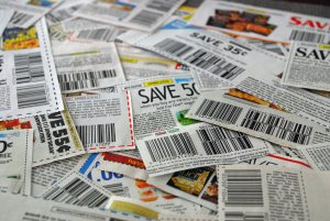 shopping coupon discount