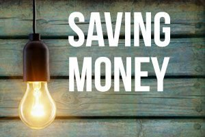 saving more money