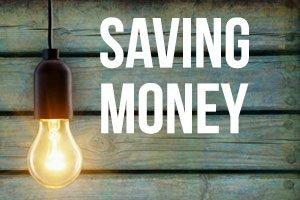 saving more money