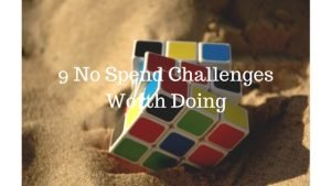 9 No Spend Challenges Worth Doing