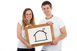 buy a home with a spouse