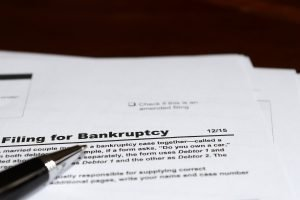 Top 10 Reasons to File for Bankruptcy Right Away