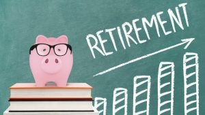 Enroll in company matched retirement savings program