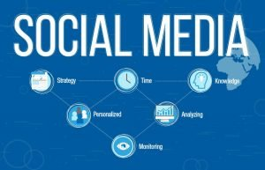 marketing online with social media
