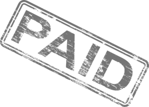 negotiate to get paid between invoices sent