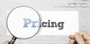 increase pricing