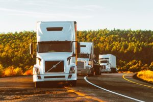 Pros & Cons Of A Truck Driving Profession