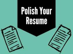 polish resume