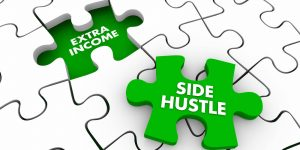 8. Get a Side Hustle