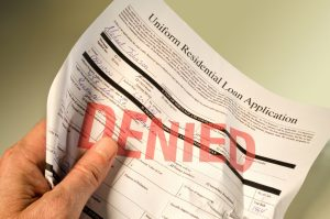 Was Your Loan Denied? Find out What to Do Now