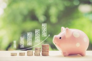 How Much Money Should Go Into a Savings and Checking Account?