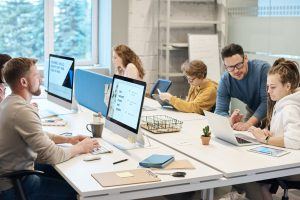Creating a More Productive and Positive Work Environment for Your Employees