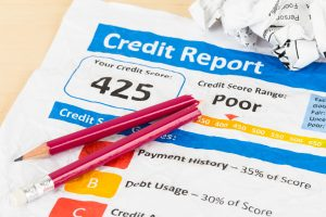 What Is Considered Bad Credit?